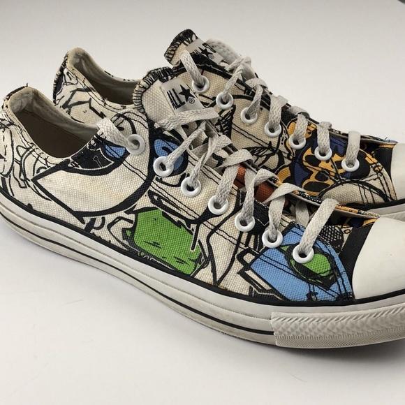 graphic converse shoes men